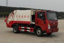 國五大運壓縮式垃圾車 13872879577