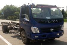福田国五单桥货车底盘156马力0吨(BJ1099VEJEA-FA)