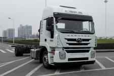 红岩国五单桥货车底盘354马力0吨(CQ1186HXVG701)