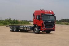 江淮牌HFC1251P1K4E48V型载货汽车底盘图片