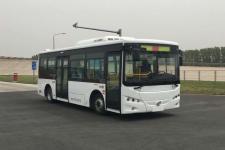 8米|10-28座易圣达纯电动城市客车(QF6801EVG)