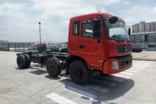 楚风国五前四后四货车底盘180马力0吨(HQG1255GD5)