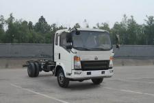 豪沃越野载货汽车底盘(ZZ2047G332CE145)
