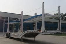 建宇13.6米21.1吨2轴车辆运输半挂车(YFZ9300TCL)