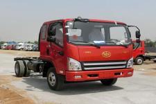 解放牌CA3041P40K2L1BE5A84型平头柴油自卸汽车底盘图片