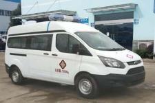 程力威牌CLW5035XJHJ5型救护车
