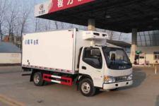 江淮骏铃国五4米2冷藏车