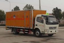 國五東風多利卡雜項危險物品廂式運輸車