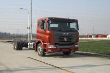 集瑞联合国五前四后四货车底盘330马力0吨(QCC1212D653-E1)