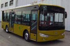 8.5米|10-28座云海插电式混合动力城市客车(KK6851G03CHEV)