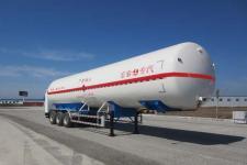 正康宏泰13米24.8吨3轴低温液体运输半挂车(HHT9402GDY)