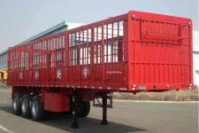 蒙凯13米33吨3轴仓栅式运输半挂车(MK9401CCY)