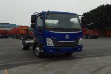 乘龙国五单桥货车底盘160马力0吨(LZ1060L3ABT)