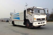 东风国五天然气多功能抑尘车喷雾车厂家
