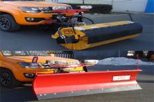 黄海牌DD5032TCX型除雪车图片