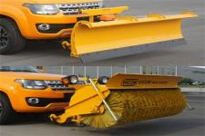 黄海牌DD5032TCXA型除雪车图片