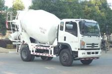 程力威牌CLW5160GJBLH5型混凝土搅拌运输车价