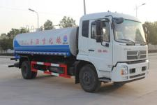 国五东风天锦SCS5181GPSDFH  12吨洒水车