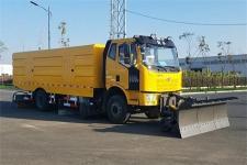 黄海牌DD5161TCXCE型除雪车图片