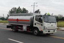 国五解放单桥加油车