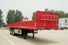 鲁际通12米33.8吨3轴栏板半挂车(LSJ9400)