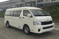 5.4米|10-14座金龙轻型客车(XMQ6543DED5)