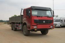 豪沃牌ZZ2257N4657E1X型越野载货汽车