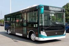 8.5米 16-25座卡威纯电动城市客车(JNQ6850GEV)