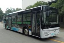 10.6米|19-41座蜀都纯电动城市客车(CDK6116CBEV1)