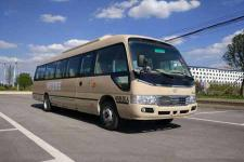 8.1米|12-28座云马纯电动客车(YM6800BEV)