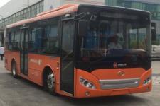 8.5米|10-28座五洲龙纯电动城市客车(FDG6853EVG)