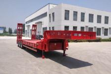 扶桑12.5米27.5吨6轴低平板半挂车(FS9401TDPXZ)