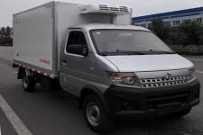 SC5035XLCDEA5冷藏车