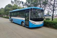 8.1米 10-25座大马纯电动城市客车(HKL6801GBEV3)