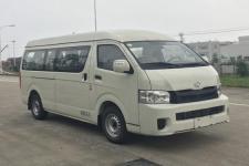 5.4米 10-14座金龙轻型客车(XMQ6543DED5C)