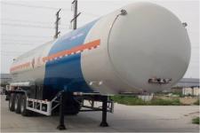 安瑞科12.6米23.6吨3轴液化气体运输半挂车(HGJ9407GYQ2)