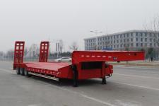 广恩12.5米31吨3轴低平板半挂车(YYX9400TDP)