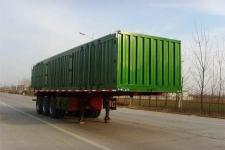 盛润10.5米34吨3轴厢式半挂车(SKW9405XXY)