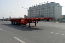 华骏12.4米32.5吨3轴半挂车(ZCZ9400TPBHJB)