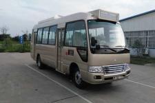 7.7米晶马JMV6772GF城市客车