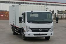 东风凯普特国五单桥厢式运输车116-143马力5吨以下(EQ5041XXY5BDFAC)