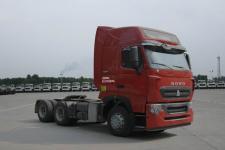 豪沃后双桥,后八轮牵引车544马力(ZZ4257W323HE1)