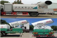 中汽力威牌HLW5164TDY型多功能抑尘车图片