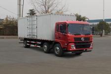 东风前四后四厢式车 前四后四载货车 EQ5250厢式车  东风牌EQ5250XXYGD5D型厢式运输车 9米6箱货 东风9米6载货车 东风九米六货车