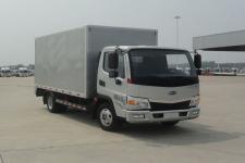 开瑞绿卡国五单桥厢式运输车131马力5吨以下(SQR5046XXYH02D)