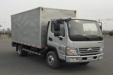 开瑞绿卡国五单桥厢式运输车116马力5吨以下(SQR5048XXYH16D)