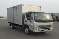 开瑞绿卡国五单桥厢式运输车116马力5吨以下(SQR5044XXYH29D)