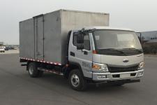 开瑞绿卡国五单桥厢式运输车143马力5吨以下(SQR5040XXYH03D)
