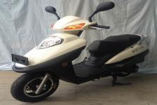 王野WY125T-134型两轮摩托车