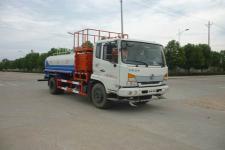国五东风8吨洒水车